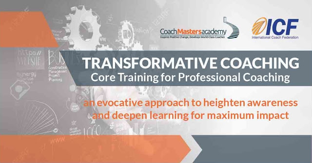 Coach Masters Academy: ICF Approved Coach Training Institute
