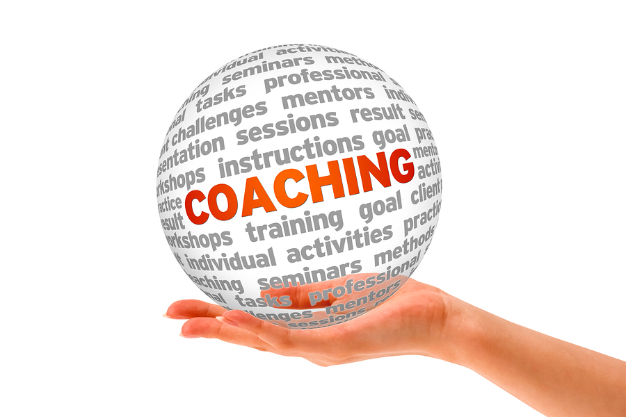 Online coach training program