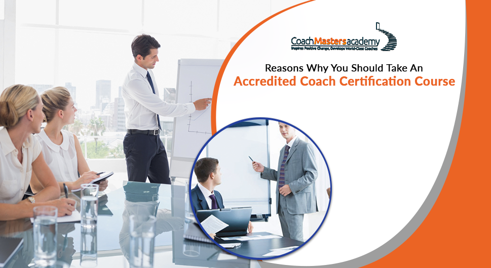 Accredited coach certification course