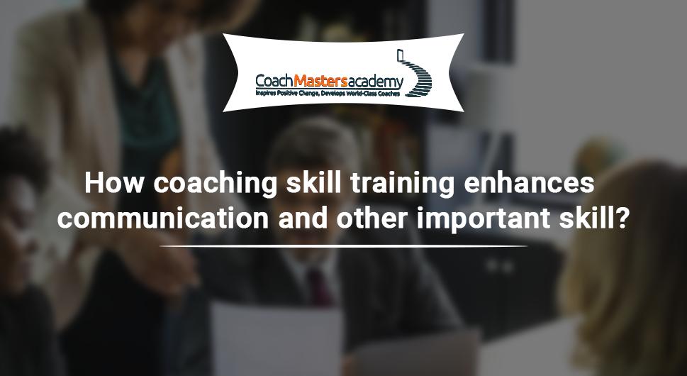 Coaching Skill Training
